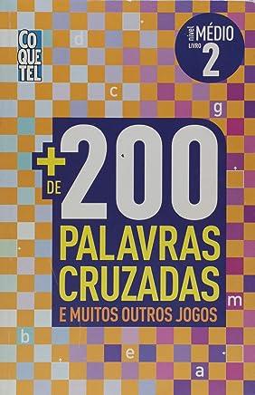 200 Palavras Cruzadas - Livro 2 - Niveo Medio