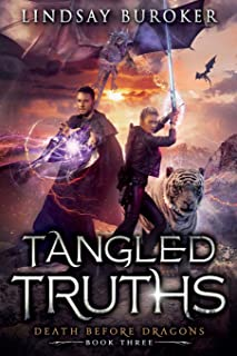 Tangled Truths: An Urban Fantasy Dragon Series (Death Before Dragons)