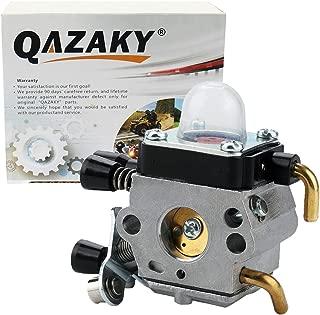 Cepillo de limpieza para carburador com/ún de 2 ciclos Motor peque/ño Zama Poulan MTD Ryobi Stihl Echo Motosierra QAZAKY Paquete de 11 Kit de destornilladores para herramienta de ajuste de carburador