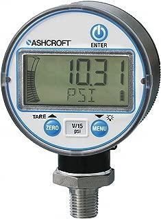 0 to 3000 psi Digital Pressure Gauge, 2-1/2