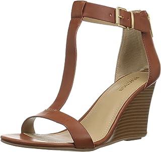5706f98b364 Amazon.com  Kenneth Cole REACTION - Platforms   Wedges   Sandals ...