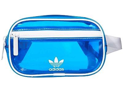 adidas Originals Originals Tinted Waist Pack (Bluebird/White) Bags