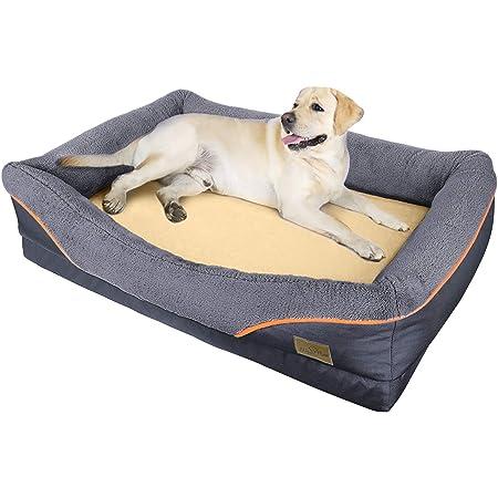 10 Best Orthopedic Dog Beds 2018 Youtube