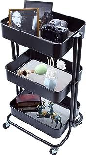 mobile shelf cart