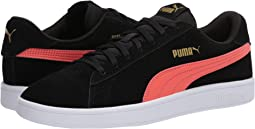 Puma Black/Hot Coral/Puma Team Gold/Puma White