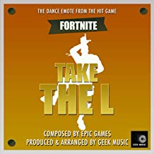 Fortnite Battle Royale - Take The L - Dance Emote