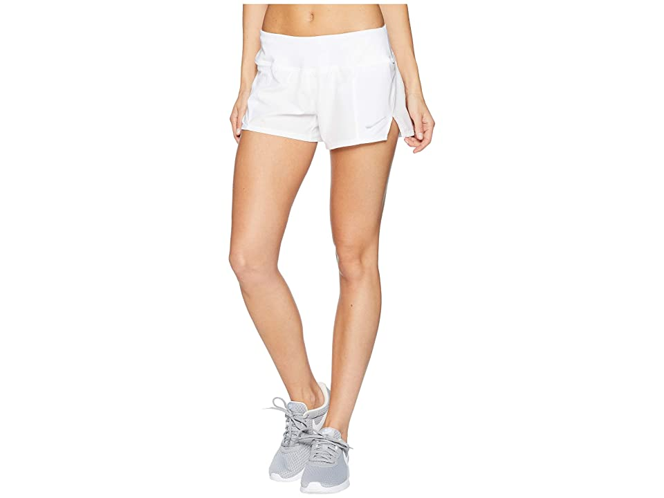 Nike Dry Short Crew 2 (White) Women