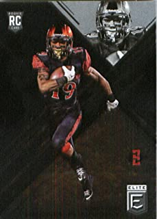 2017 Panini Elite Draft Picks Draft Picks #183 Donnel Pumphrey San Diego State Aztecs Football Card