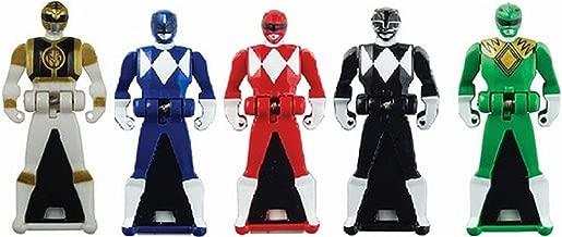 Power Rangers Legacy Ranger Super Megaforce Key Pack