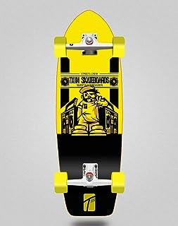 TXIN - Surfskate with SGI Surf Skate Trucks - Boom Box 29...