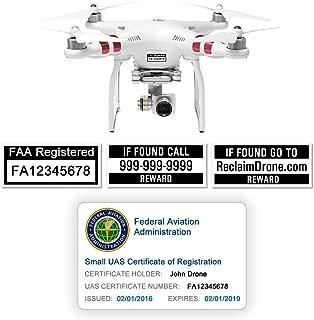 Best drone registration labels Reviews