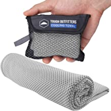 Cooling Towel – Cool Neck Wrap for Instant Relief – Cold Chilly Cloth for..