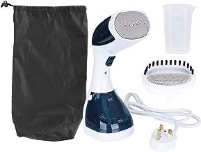Garment Steamer, Steam Iron, Portable Mini for Home(British standard 220V, pink)