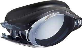 ビュー(VIEW) スイミングゴーグル用 度付レンズ V500S・VPS501専用 度数:-4 スモーク VC511