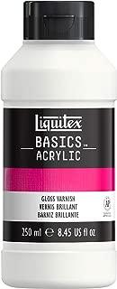 Liquitex BASICS Gloss Varnish, 250ml