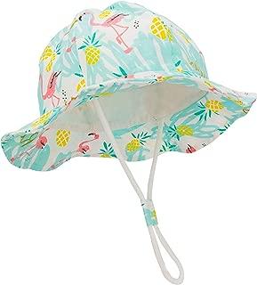 Baby Sun Hat Summer Beach UPF 50+ Sun Protection Baby Boy Hats Toddler Sun Hats Cap for Baby Girl Kid Bucket Hat