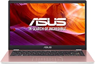 "ASUS E410MA-EK017TS - Portátil de 14 "" FullHD (Intel Celeron N4020, 4GB RAM, 64GB EMMC, Intel UHD Graphics, Windows 10 Hom..."