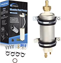 POWERCO High Pressure Gas Fuel Pump Universal Replacement for FIAT EAGLE MEDALLION LANCIA ALFA ROMEO and replacement For VOLKSWAGEN JAGUAR 0580464070 E8228 SP1154 P5000