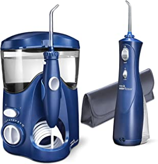 Waterpik Ultra Water Flosser Combo, Blue