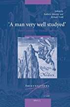 """a Man Very Well Studyed"" New Contexts for Thomas Browne"