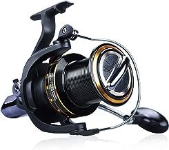 YONGZHI Fishing Reels 9000/10000/11000 Series Surf Fishing 13+1 Stainless BB Ultra Smooth Powerful Offshore Fishing Spinning Reels.