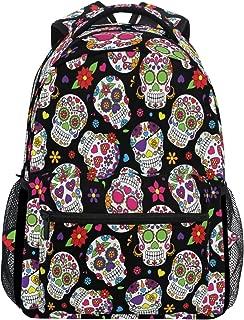 Wamika Kids Dabbing Unicorn Backpacks for Girls School Galaxy Student Book Bags
