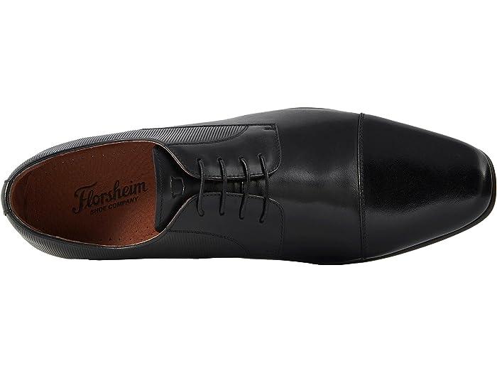 Florsheim Men/'s Postino Cap Toe Oxford Cognac US Sizes