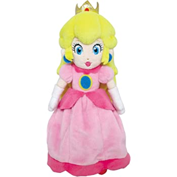 Little Buddy Peach 10 Plush