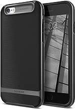 TOBOS Wavelength for Apple iPhone 6S Plus Case (2015) / for iPhone 6 Plus Case (2014) - Black