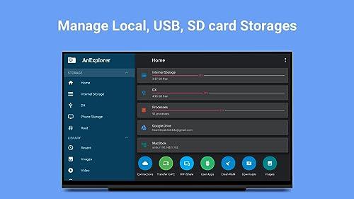 『USB OTGルートクラウドFTPファイヤTV用ファイルマネージャ』の12枚目の画像