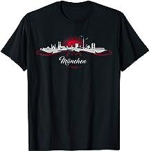 FC Bayern M/ünchen Kinder T-Shirt Glow in The Dark FCB t-Shirt Tshirt Kids Training Shirt