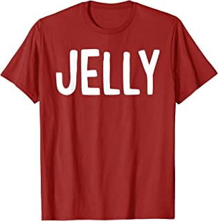 Jelly T-Shirt Matching Halloween Costume T-Shirt