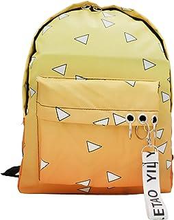 Anime Backpack kawaii School Bags Waterproof Travel Backpack Anime Laptop Bagpack Bookbag