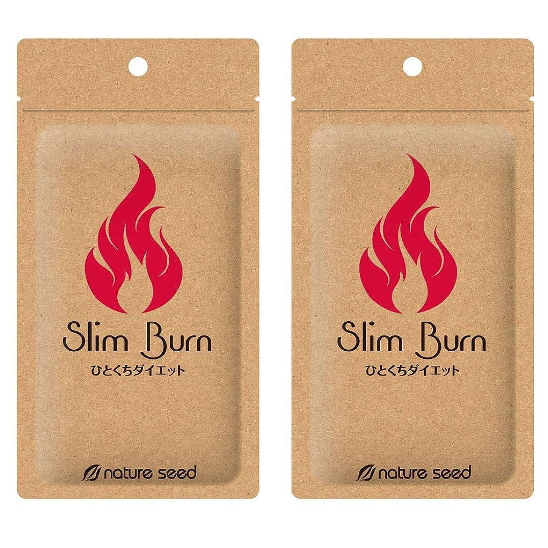 不和応じるキャメル[燃焼サプリ]ダイエット 脂肪燃焼 くびれメイクをサポート サプリメント スリムバーン 2袋(約60日分)
