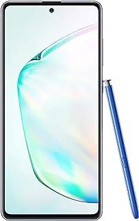 (Renewed) Samsung Galaxy Note10 Lite (Aura Glow, 8GB RAM, 128GB Storage) with No Cost EMI/Additional Exchange Offers