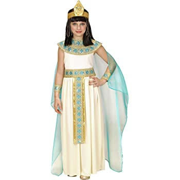 WIDMANN Disfraz Infantil de Cleopatra: Amazon.es: Juguetes y juegos