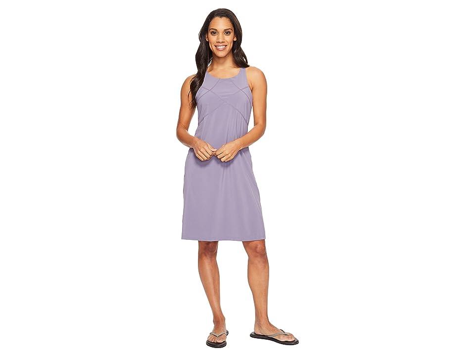 Prana Barton Dress (Purple Mountain) Women
