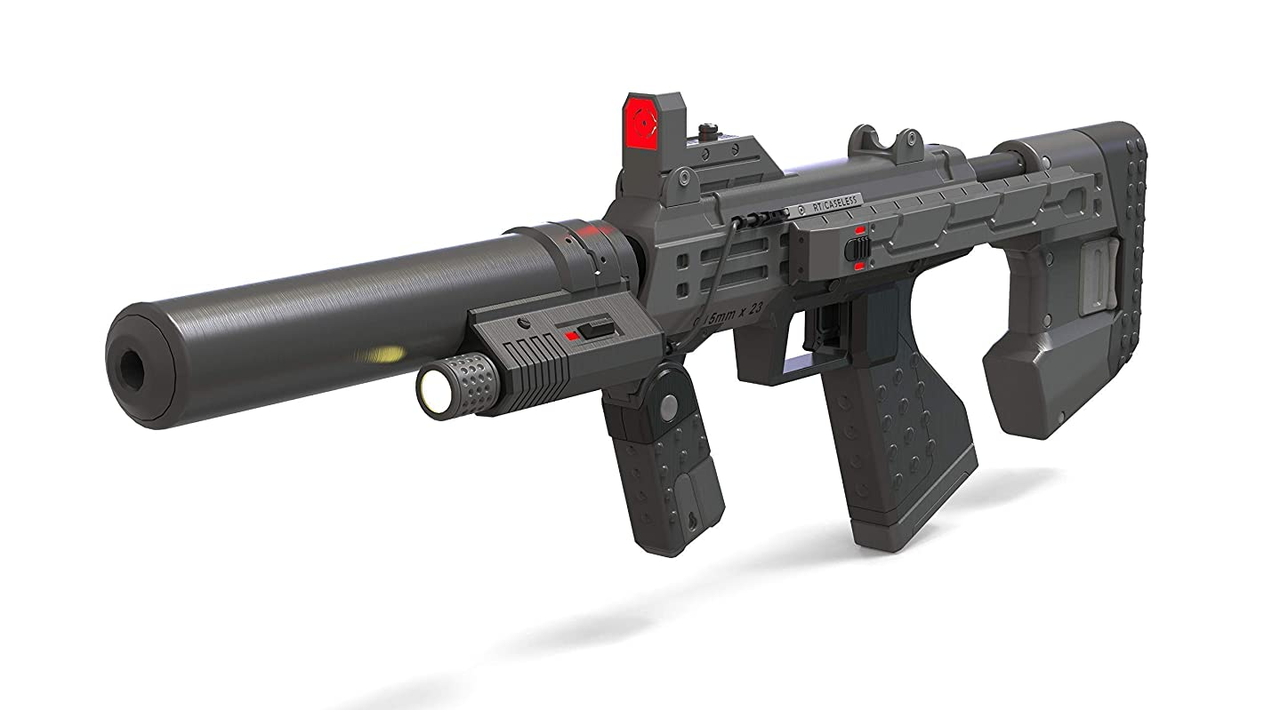 Halo 3 SMG - Halo 3 - Cosplay - 3d printed acrilic painted varnished