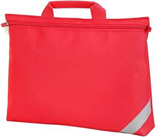 Shugon 1849-30 Oxford - Bolsa para libros, color rojo