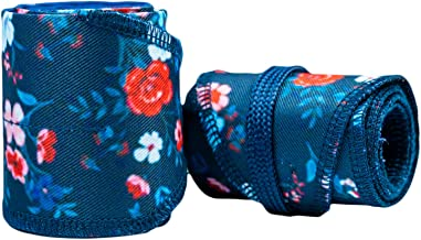 MakuWear Wrist Wraps for Weightlifting, Powerlifting, Crossfit, Gymnastics, MMA, Strength Training, Olympic Weightlifting,...