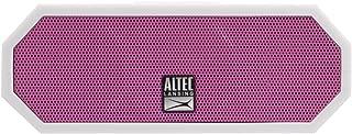 Altec Lansing IMW448 Jacket H2O 3 Floating Bluetooth Waterproof Speaker (White/Pink)