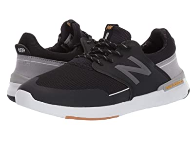 New Balance Numeric AM659 (Black/Grey 1) Men