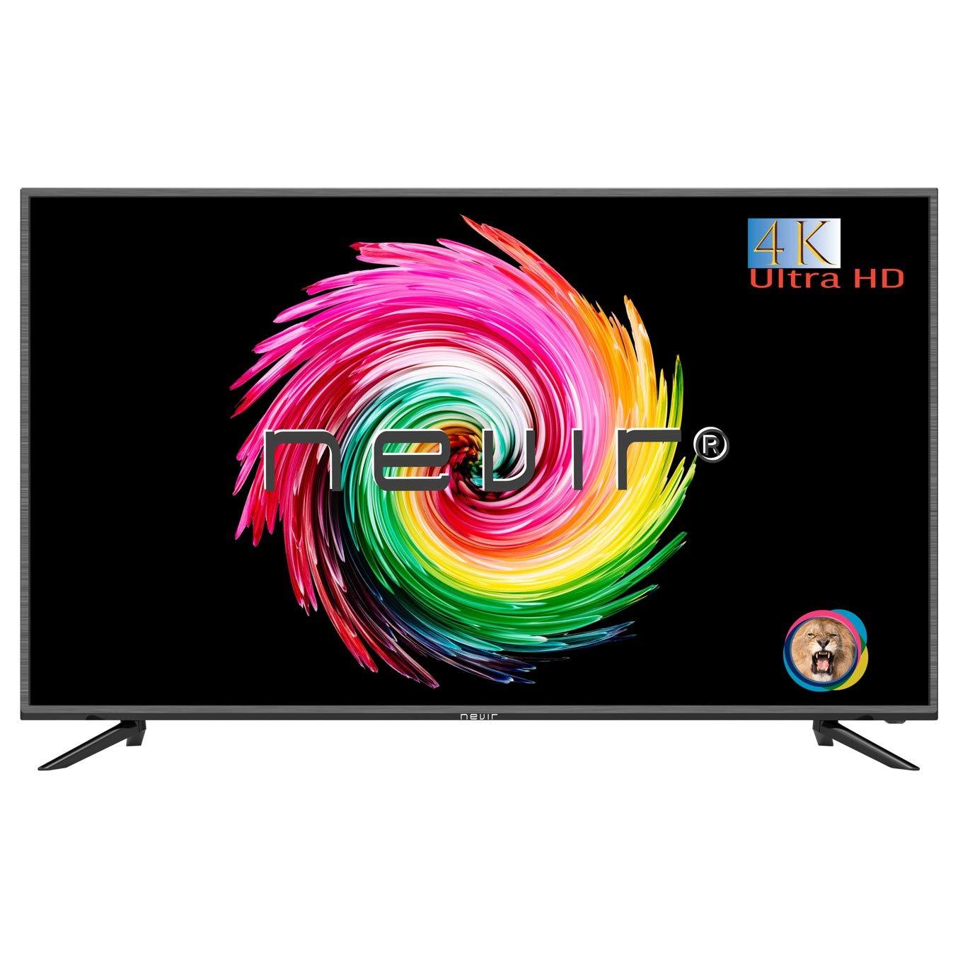 Nevir NVR-8000-43-4K-2W-N - TV: Nevir: Amazon.es: Electrónica