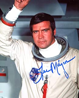 Lee Majors ACTOR autograph, In-Person signed photo
