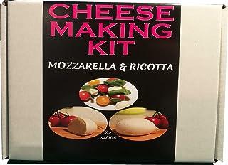 Kit para hacer queso mozzarella & requesón   termó