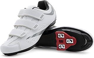 Pista Women's Indoor Cycling Ready Cycling Shoe Bundle...