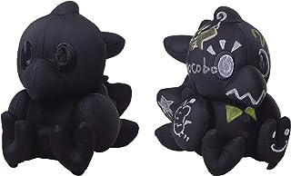 Square Enix Final Fantasy: Chocobo Autograph (Black Version) Plush