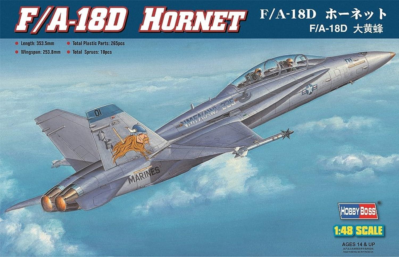 artículos novedosos Hobby Boss 80322 - F A-18D A-18D A-18D Hornet  comprar ahora