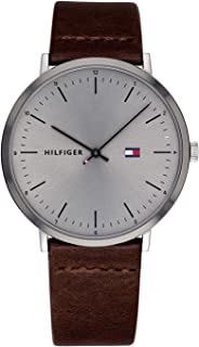 575403258 Tommy Hilfiger Analog Grey Dial Men's Watch - TH1791463