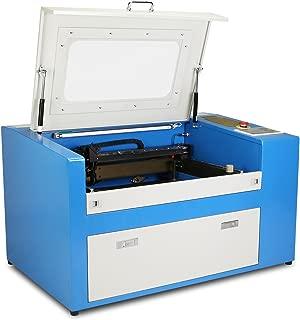OrangeA Láser Grabado Para Máquina 50W Máquina de Grabado Láser USB Port de Grabado Máquina Laser Engraving Machine 300x500mm(50W)